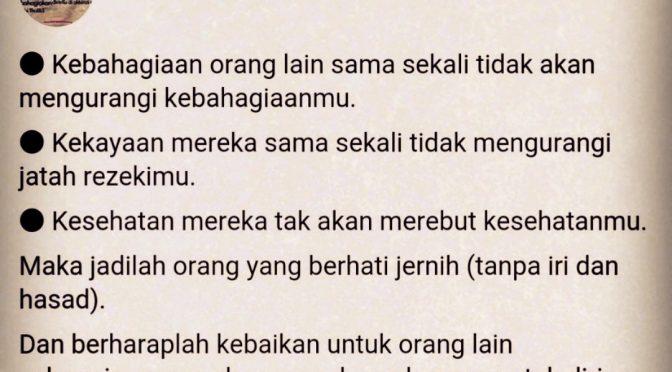 Yakinlah…