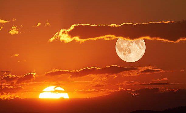 Di Surga Tidak Ada Matahari dan Bulan..?