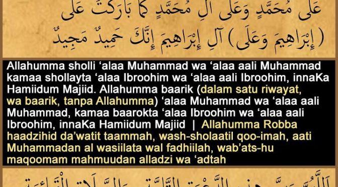 Do'a Setelah Adzan Yang Sesuai Sunnah…