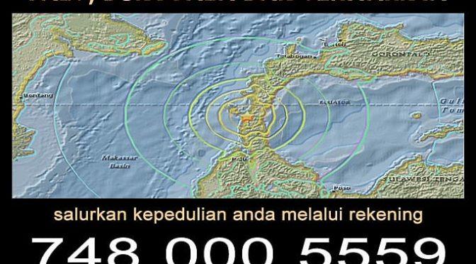 LPP – Peduli Gempa dan Tsunami – 5 Oktober 2018