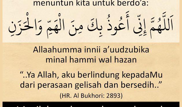Tenanglah Dan Jangan Gelisah