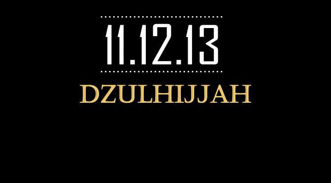 Amalan di Hari-Hari Tasyrik (11-12-13 Dzulhijjah)…