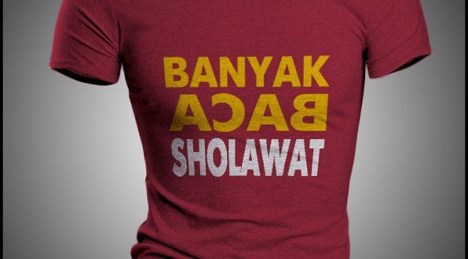 Sholawat…