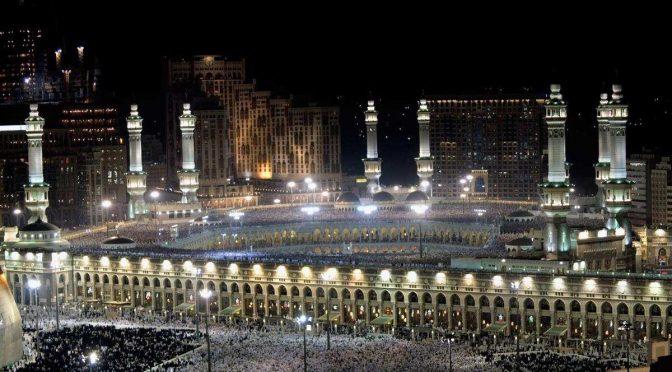 Bulan Puasa Berlalu, Bulan Haji pun Datang…
