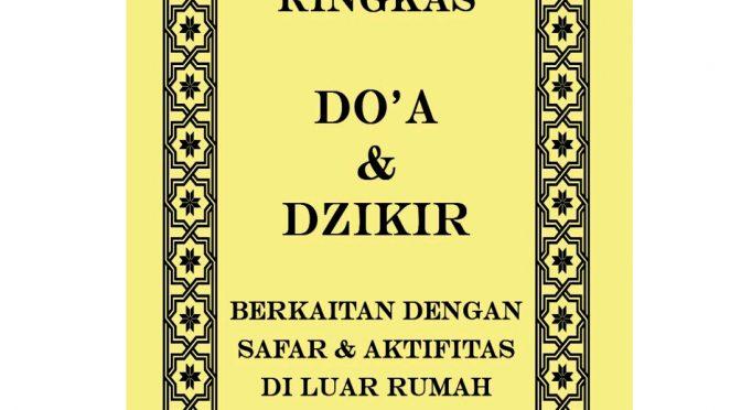 Revisi (Text Besar) – Panduan Do'a MUDIK & SAFAR – PDF