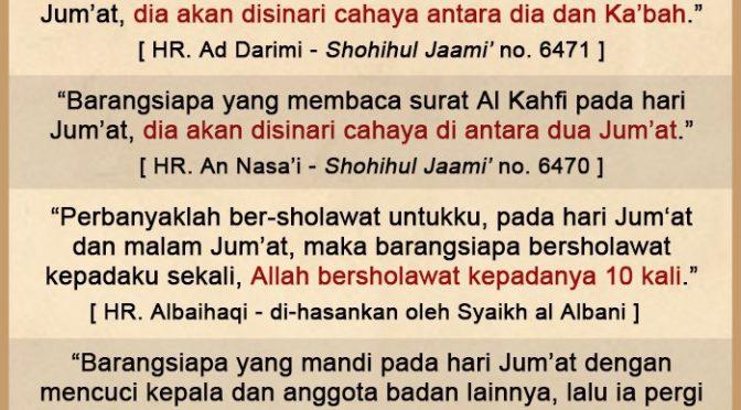 Renungan 26 Ramadhan 1440 H…