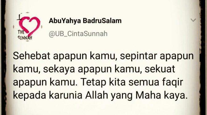 Ingatlah…