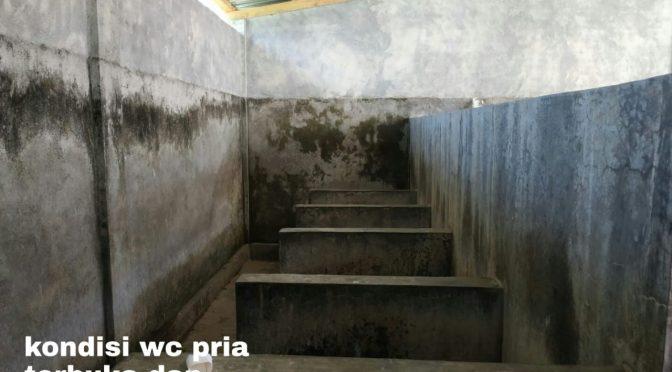 SELESAI – Donasi Renovasi Tempat Wudhu dan WC Masjid dan TPQ…