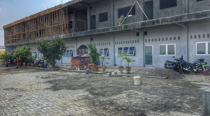 UPDATE – Waqaf Sumur Masjid dan Pondok Tahfizhul Qur'an..
