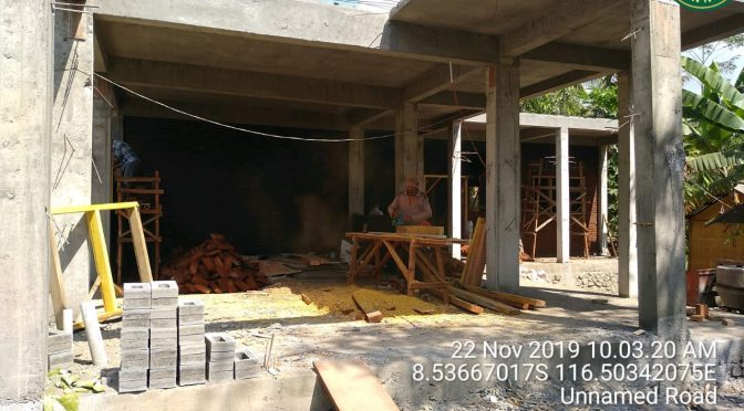 UPDATE – Pembangunan Rumah Tahfizh dan PAUD…