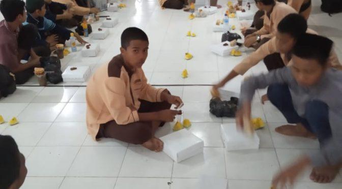 SELESAI – PROGRAM RUTIN – IFTHOR JAMA'I – Kamis 24 Okt 2019…