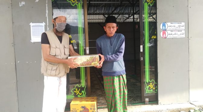 SELESAI – SEDEKAH Kurma – Ifthor Ramadhan 1441 H