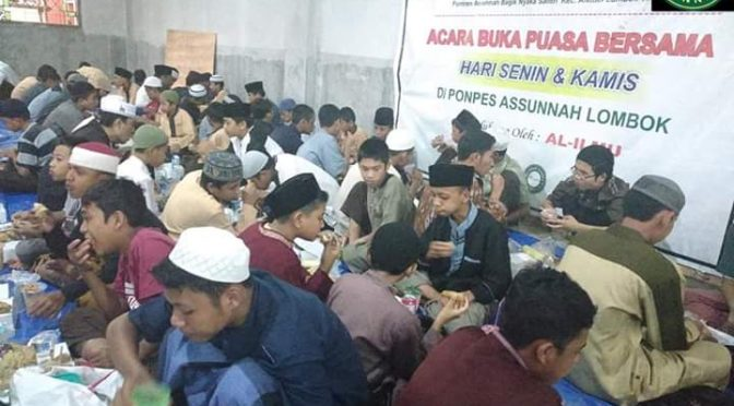 SELESAI – PROGRAM RUTIN – IFTHOR JAMA'I – Senin 13 Jan 2020