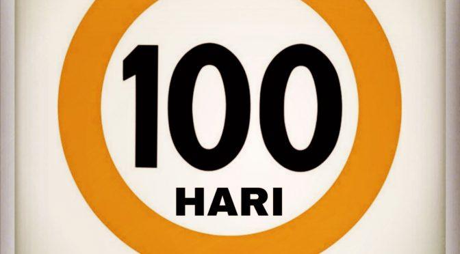 100 Hari Lagi, In-syaa Allah..