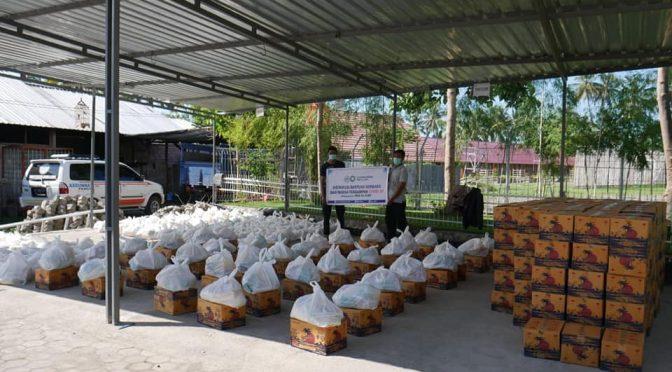 #COVID_19 : SELESAI – Program Bantuan Da'i, Guru-Guru Mengaji – TAHAP 2