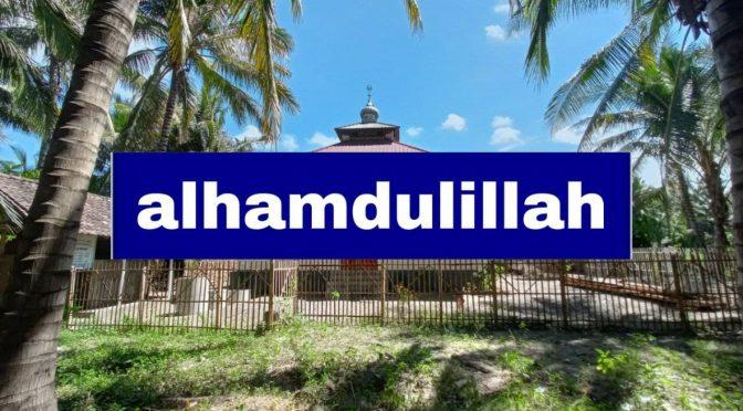 SELESAI – WAKAF Sumur Bor + Lahan Masjid + Pembangunan Masjid + Kitab