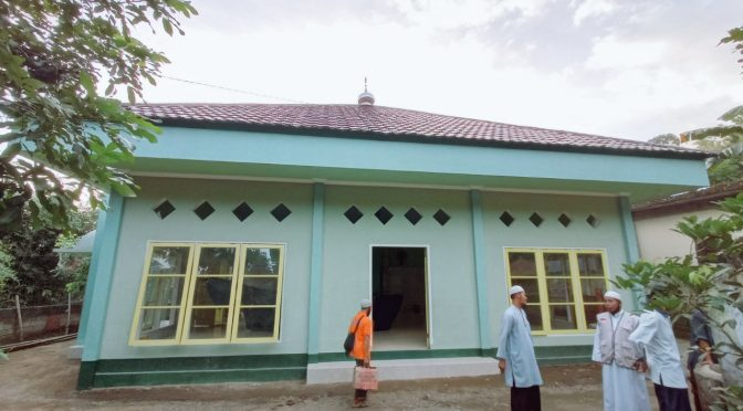 UPDATE – WAKAF 5 Sumur + Pembangunan 2 Masjid + Mushaf